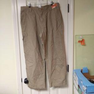 Outdoor Life Khaki Utility work pants New